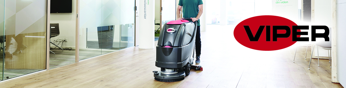 Viper Janitorial Equipment